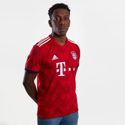 adidas Bayern Munich 18/19 Home M/C Réplica - Camiseta de Fútbol