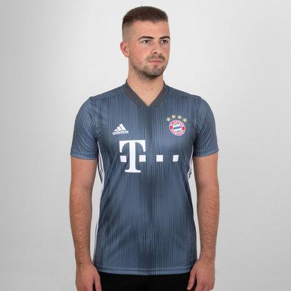 adidas Bayern Munich 18/19 Camiseta Alternativa de Futbol