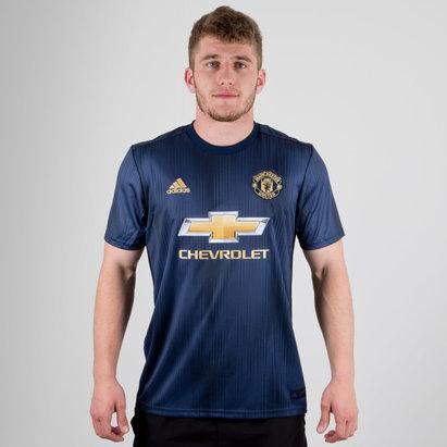 adidas Manchester United 18/19 3rd S/S Replica camiseta de Futbol