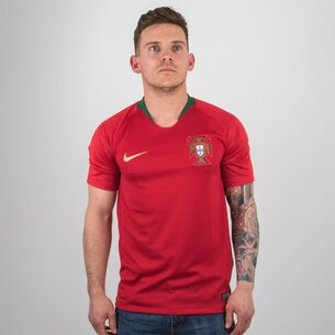 Nike Potugal 2018 Stadium Local Camiseta de Futbol