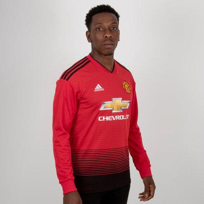 adidas Manchester United 18/19 Home Replica Camiseta de Futbol