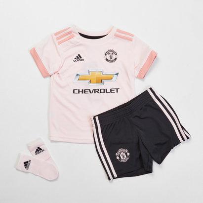 adidas Manchester United 18/19 Replica Away Kit the futbol infantil