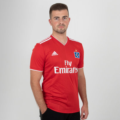 adidas Hamburg SV 18/19 Replica Camiseta de Futbol Visita