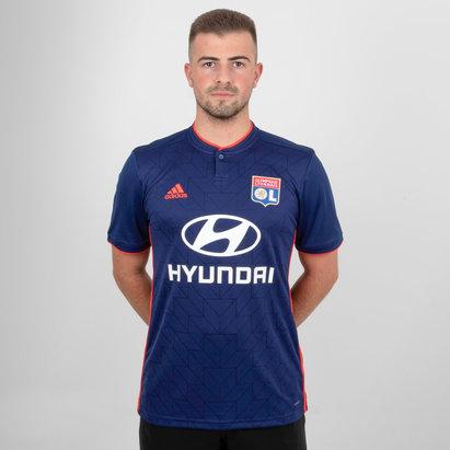adidas Olympique Lyon 18/19 Away Camiseta Replica de Futbol
