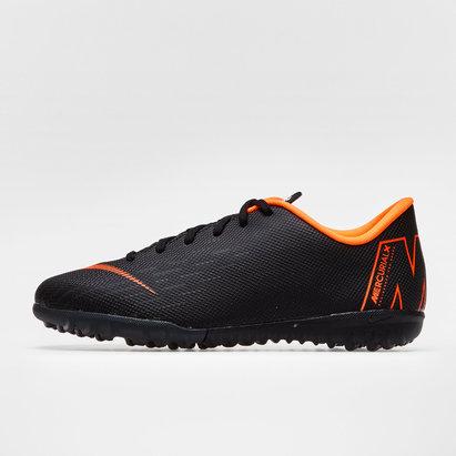 Nike Mercurial VaporX XII Niños Academy GS TF - Zapatillas de Fúbol