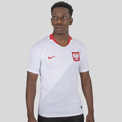 Nike Polonia 2018 Home Autentica M/C Camiseta de Futbol