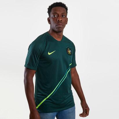 Nike Australia 2018 Away M/C Stadium Camiseta de Futbol