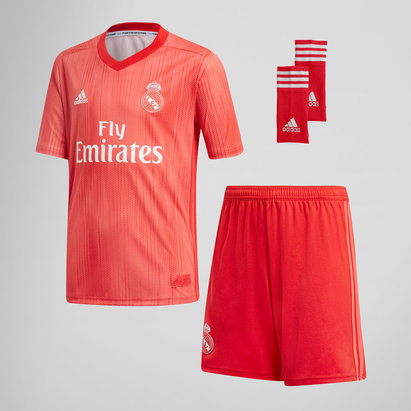 adidas Real Madrid 18/19 Replica 3rd Kit Replica de Futbol