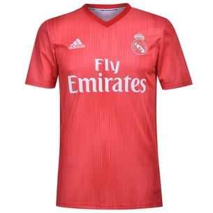 adidas Real Madrid 18/19 3era Camiseta de Futbol