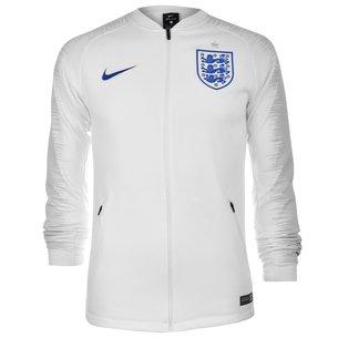 Nike Inglaterra 2018 PLayers Anthem Chaqueta de Futbol