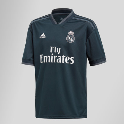 adidas Real Madrid 18/19 Away Replica Camiseta de Futbol Adolescente