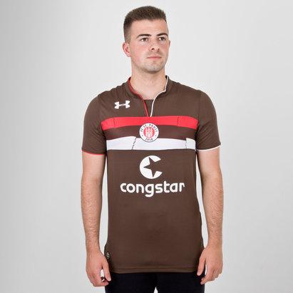 Under Armour FC St Pauli 18/19 Home Camiseta de Futbol