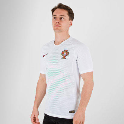 Nike Portugal 2018 Away Stadium Camiseta de Futbol M/C