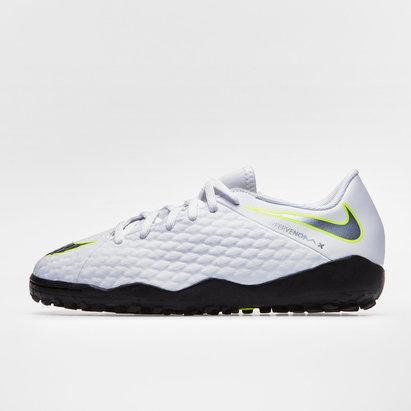Nike Hypervenom III Academy TF Zapatillas de Entrenamiento para Niños