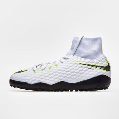 Nike Hypervenom PhantomX III Academy D-Fit Zapatillas de Futbol para Niños