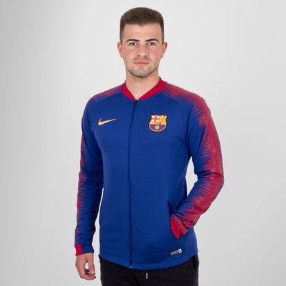 Nike FC Barcelona 18/19 Chaqueta de Futbol
