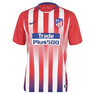 Nike Atletico Madrid 18/19 Home Stadium Camiseta de Futbol