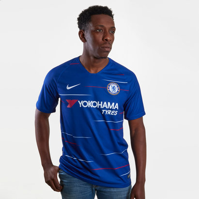 Nike Chelsea FC 18/19 Home Stadium Camiseta de Futbol