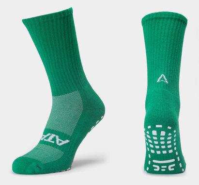 Atak Shox NonSlip Mid Leg Grip Calcetines