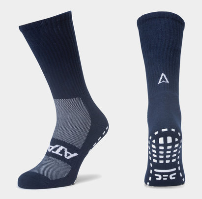 Atak Shox Non Slip Mid LegGrip Calcetines