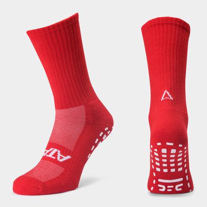 Atak Shox Non Slip Mid Leg Grip Calcetines