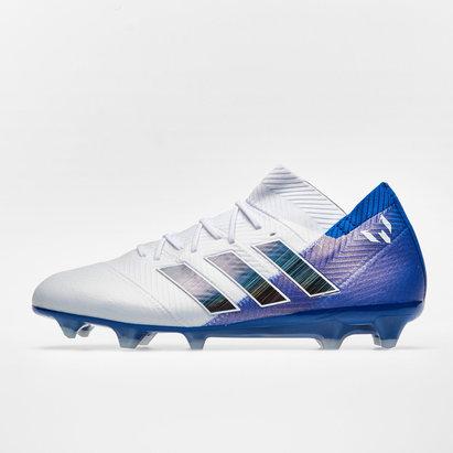 adidas Nemeziz Messi 18.1 FG - Botas de Fútbol