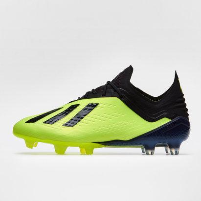 adidas X 18.1 FG - Botas de Fútbol