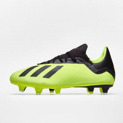 adidas X 18.3 SG - Botas de Fútbol