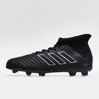 adidas Predator 18.1 FG - Botas de Fútbol para Niños