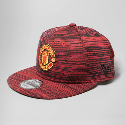 New Era Manchester United Engineered 9Fifty Football Snapback Gorra