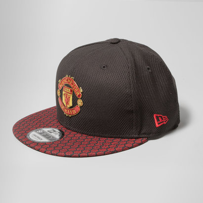 New Era Manchester United 9Fifty Hex Weave Vize Gorra de Futbol