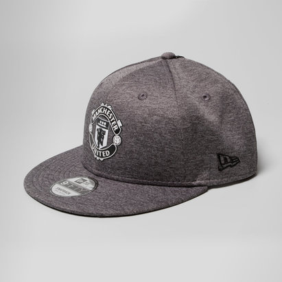 New Era Manchester United 9Fifty Shadow Tech Futbol Gorra