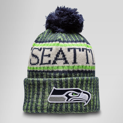 New Era NFL Seattle Seahawks Sideline Gorro