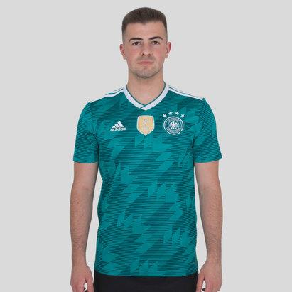 adidas Alemania 2018 Away Replica Camiseta de Futbol