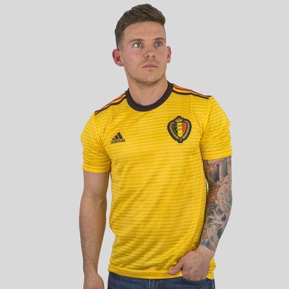 adidas Belgica 2018 Away Replica camiseta de Futbol