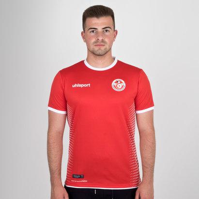 Uhlsport Tunez 2018 Away Camiseta de Futbol