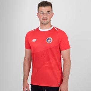 New Balance Costa Rica 2018 Home Camiseta de Futbol
