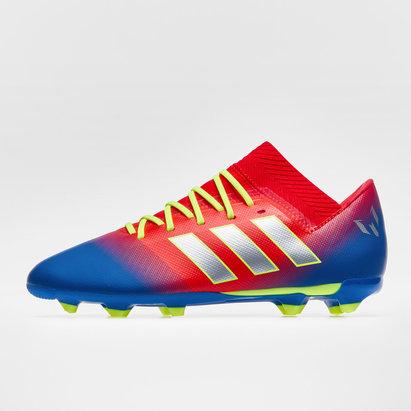 adidas Nemeziz Messi 18.3 FG Botas de Futbol para Niños