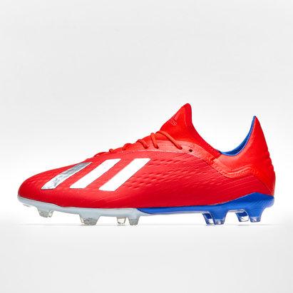 adidas X 18.2 FG Botas de Futbol