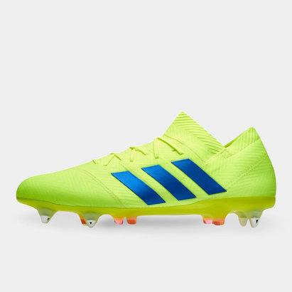 adidas Nemeziz 18.1 SG Botas de Futbol
