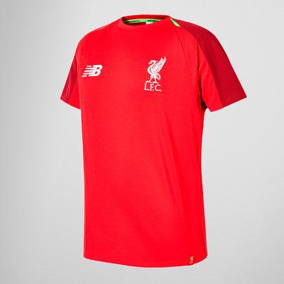 New Balance Liverpool FC 18/19 Camiseta Elite de Entenamiento para Niños