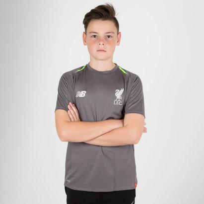 New Balance Liverpool FC 18/19 Elite Camiseta de Futbol de Entrenamiento para Niños