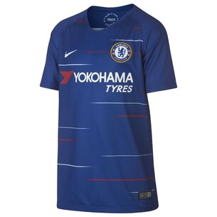 Nike Chelsea FC 18/19 Home Replica Camiseta de Futbol para Niños