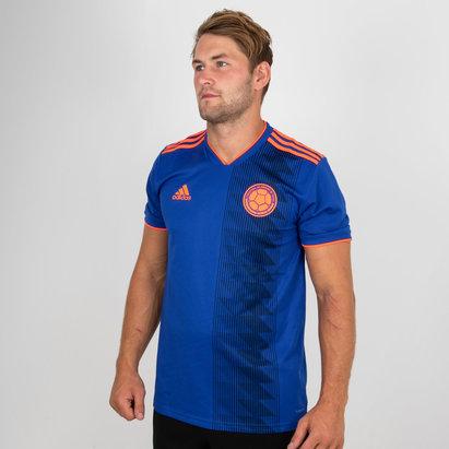 adidas Colombia 2018 Away Replica Camiseta de Futbol