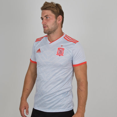 adidas España 2018 Visita Replica Camiseta de Futbol