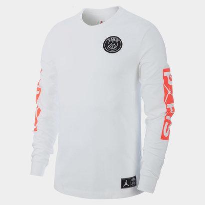Nike PSG Long Sleeve T Shirt