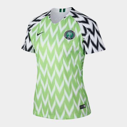 Nike Camiseta Local Nigeria 2018