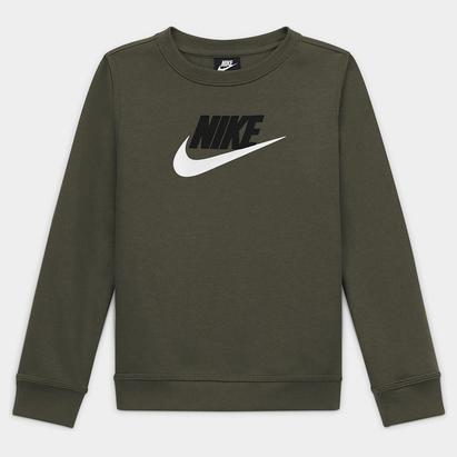 Nike Hybrid Crew Sweatshirt Junior Boys