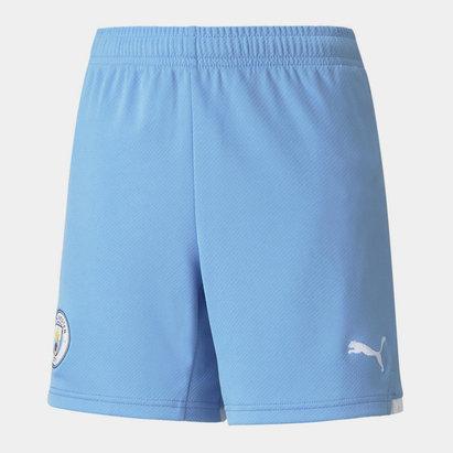 Puma Manchester City Home Shorts 2021 2022 Junior
