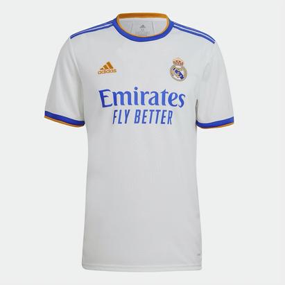 adidas Real Madrid Home Shirt 2021 2022